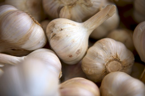 Garlic-Thyme Mushrooms