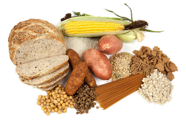 Whole Grains and Starchy Vegetables