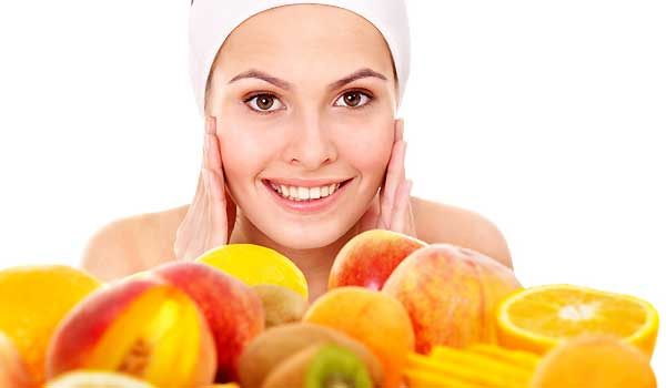 Nutrients Needed In Anti Aging Diet For Skin