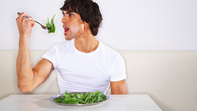 EAT SPINACH