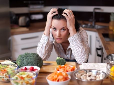 Eat Organic foods in ADHD Compulsive Eating