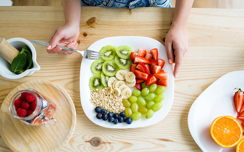 Fruitarian Diet Pros