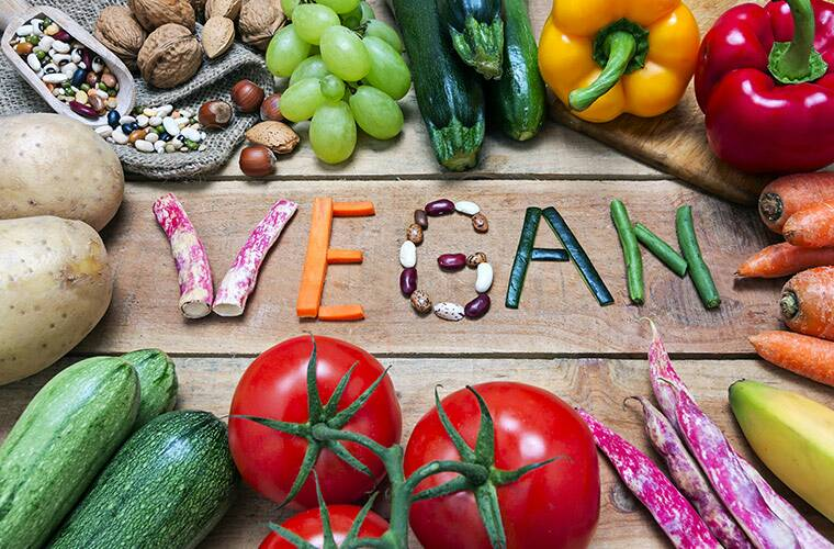 HERE ARE THE VEGAN DIET HEALTH BENEFITS LISTED
