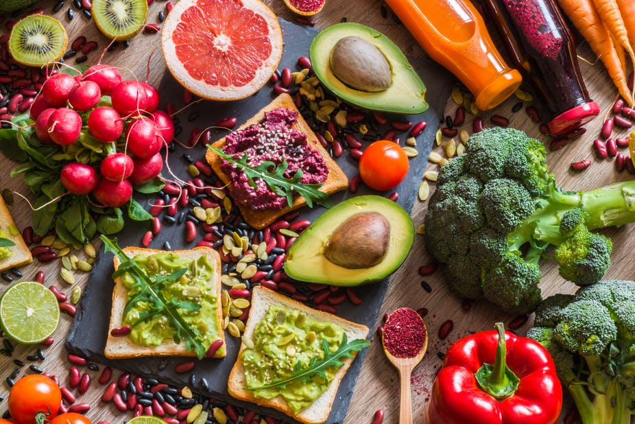 Let's Now Know What The Benefits of Raw Food Diet Are