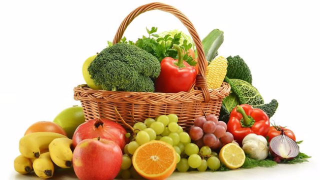 SEASONAL FRUIT AND VEGETABLES INTAKE