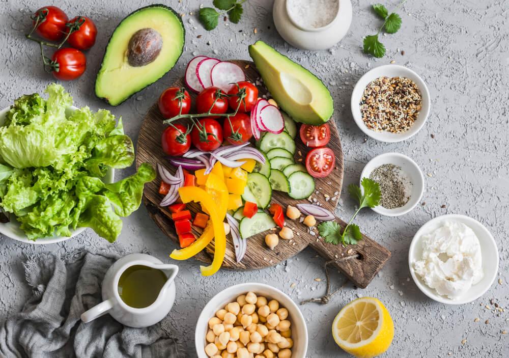 The Mediterranean Diet Food List Is Here
