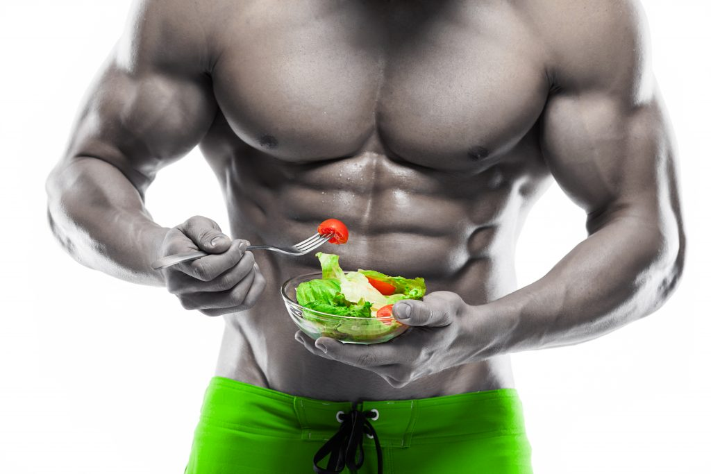 What You Have To Maintain In Vegetarian Diet For Muscle Building