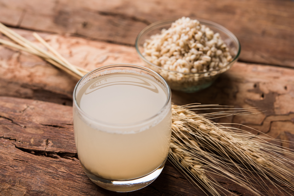 Barley and Barley Water