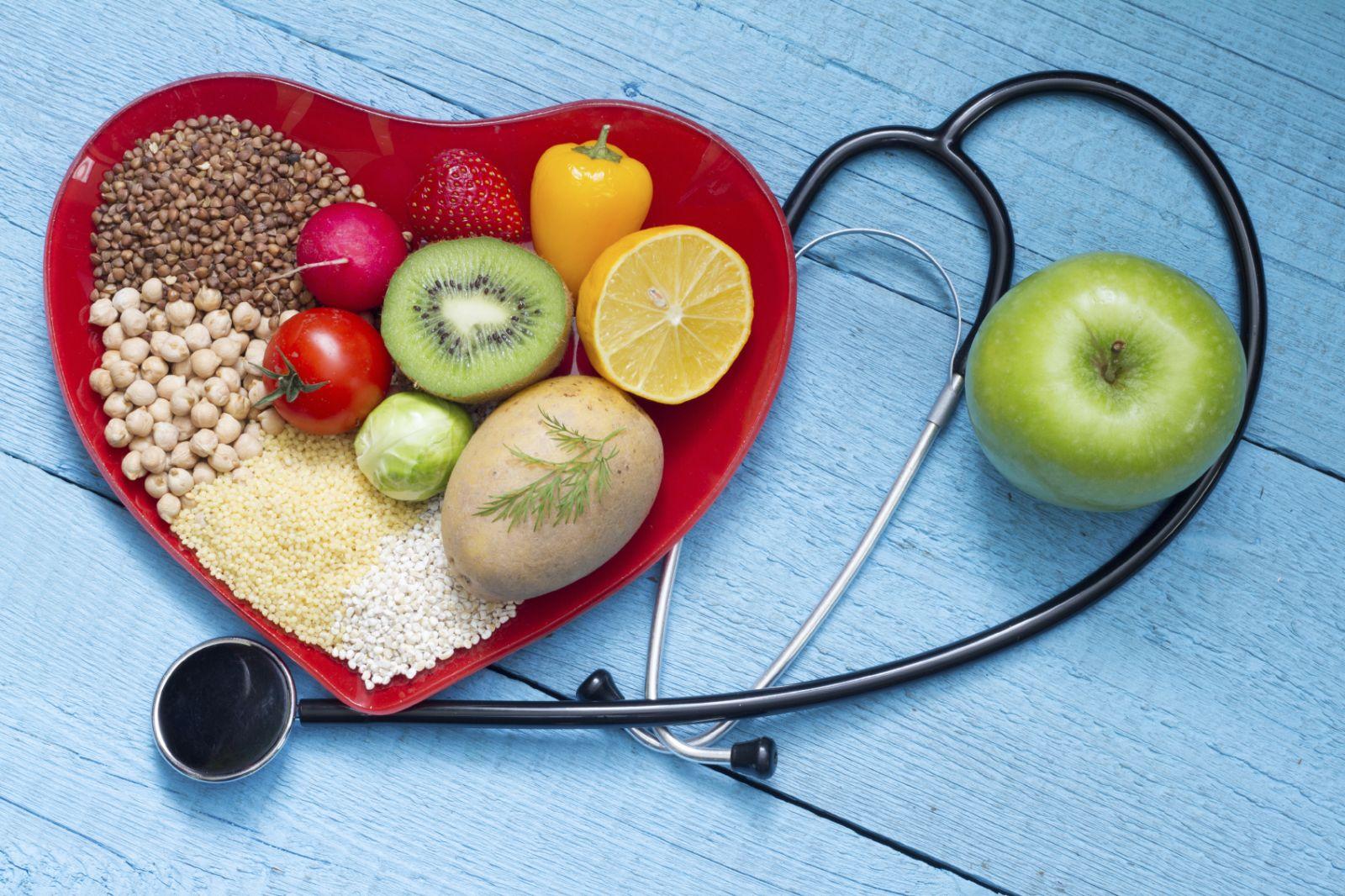 High Fiber Diet Benefits For Heart disease