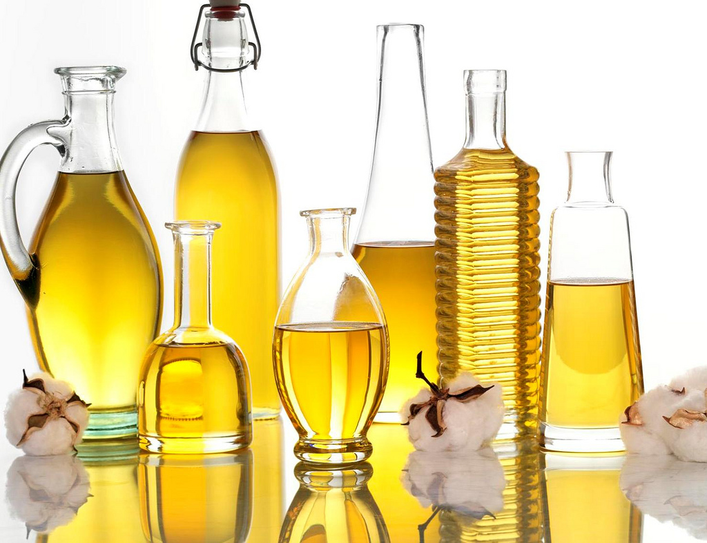 Processed Cooking Oils