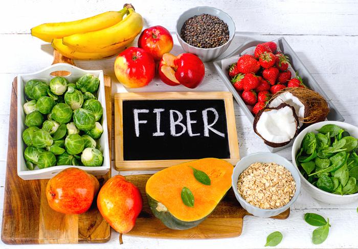 high fiber diet benefits