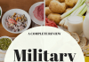 What is the Military Diet