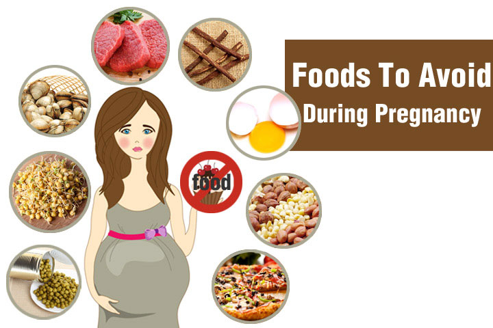 foods to avoid in first month of pregnancy