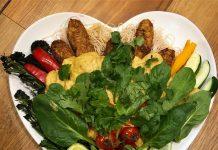 protein rich foods veg