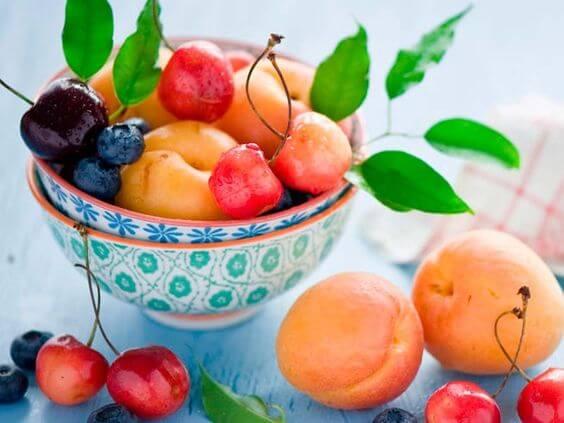 Banana, Cherry, Mango, Pears