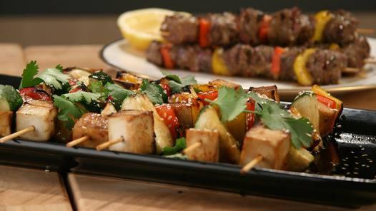 Tofu & Tempe