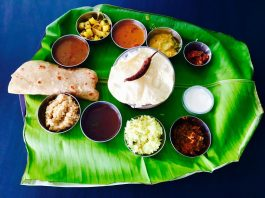 south Indian recipes for lunch