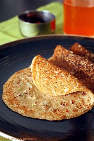 Bread Uttapam