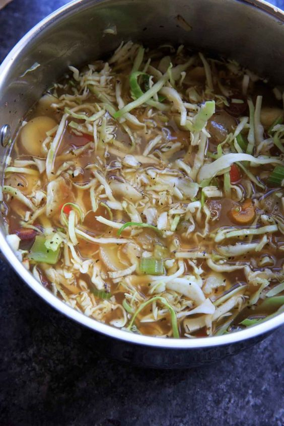 Is Cabbage Soup Diet Healthy