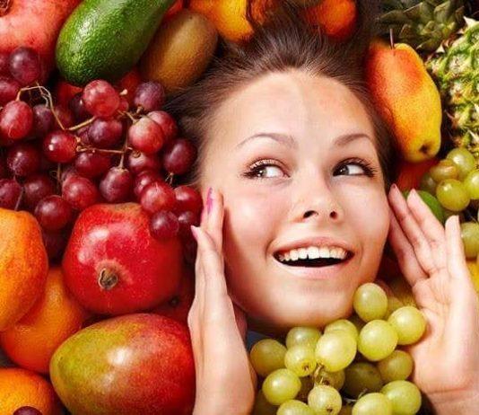fruits good for skin whitening