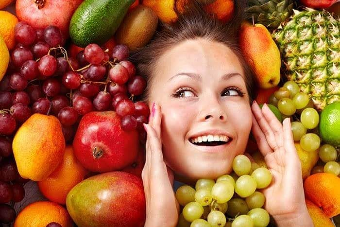 fruits good for skin whitening