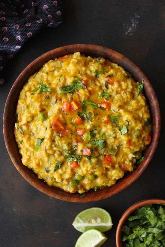Eat Dal-Rice Or Khichdi In The Dinner Rujuta Diwekar diet plan