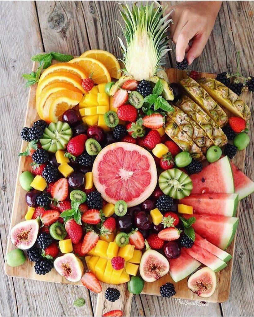 GM Diet Day 1 menu