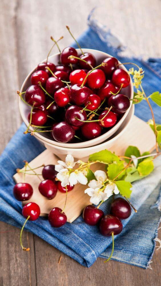 bowl of cherry