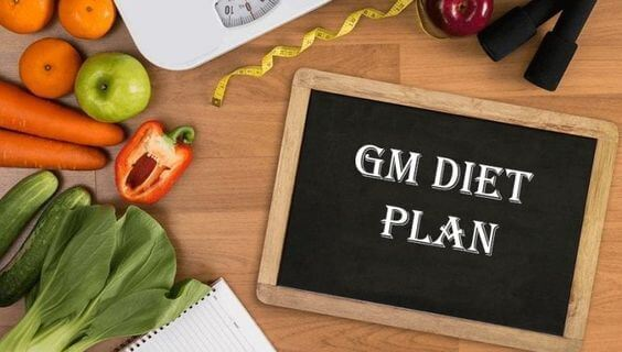 gm diet plan side effects
