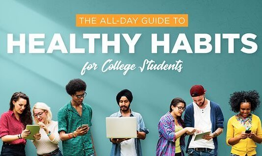 Healthy Food Habits For Students