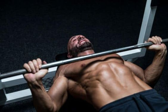 Bench Press with Barbell