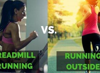 Running On A Treadmill Vs Outside