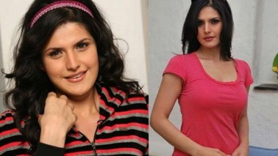 Zarine Khan Diet Plans